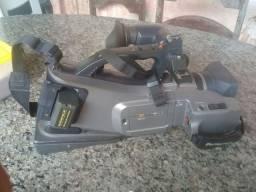 vendo câmera filmadora semi nova