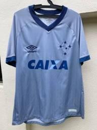 Camisa do Cruzeiro 2018 - Uniforme 3 #17