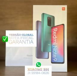 PROMOÇÃO! Xiaomi NOTE 9 128GB / Novo Lacrado Garantia / Versão GLOBAL