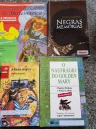 Livros paradidáticos diversos