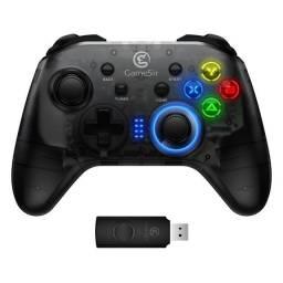 Título do anúncio: Controle Joystick sem fio GameSir T4 Pro PC Computador Jogos