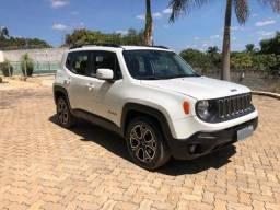 Jeep Renegade 2018/2018 2.1 16V Turbo Diesel Longitude 4P 4x4 Automático