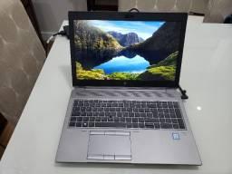 Notebook Gamer/Workstation HP Zbook 15 G5