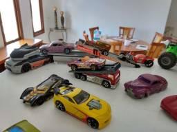 Séries Super Especiais 19 Carrinhos de coleção Hot wheels top