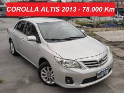 Toyota Corolla Altis 2.0 Automático - 78.000Km - Abaixo da Fipe!