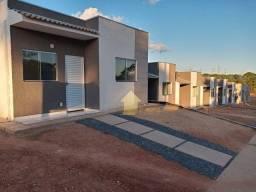 Casa com 2 dormitórios à venda, 49 m² por R$ 140.000,00 - Jardim Costa Verde - Várzea Gran