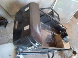 Sidecar p moto 160 125 150