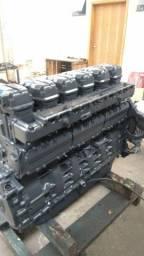 motor parcial scania 124