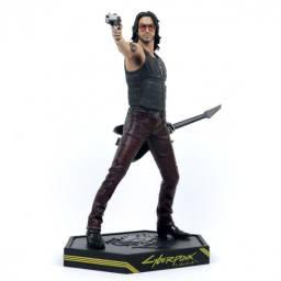 Action Figure Johnny Silverhand - Cyberpunk 2077 | Lacrada com garantia