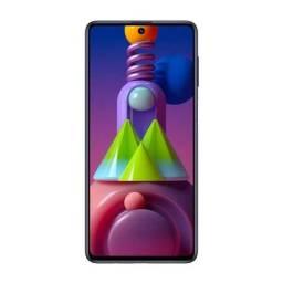 Samsung Galaxy M51 Desbloqueado 128GB Dual Sim Android 10.0 Tela 6.67?<br><br>
