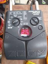 Pedaleira zoom 505II