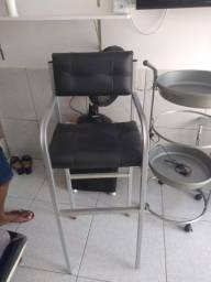 Cadeira Infantil Para Salão
