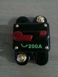 Disjuntor 200A Som automotivo