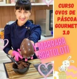 Curso de Ovos  da Páscoa Gourmet On-line