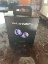 Galaxy buds pro lacrado