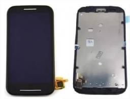 Tela / Display Moto E1 xt1022 - Melhor Preço do ES e Instalação em 30 Minutos!