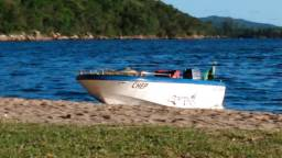 Lancha small boat ALUGUEL