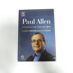 Livro O Homem Por Trás do Mito - Paul Allen