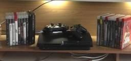 PS3 + 20 Jogos