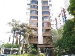 No bairro Menino Deus apartamento 3 dormitórios com vaga de garagem para aluguel