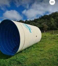 Caixa de agua fibratec 25.000 litros