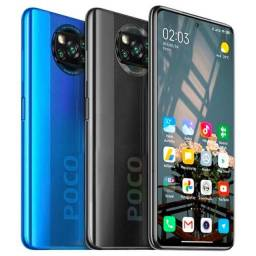 Xiaomi POCO X3 64Gb - 128Gb NOVO C/ GARANTIA