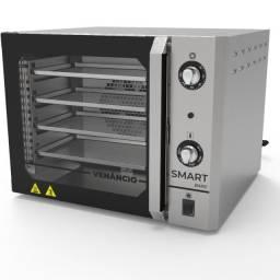 Forno elétrico Convector Smart - 4 assadeiras / pronta entrega