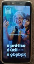 Título do anúncio: Celular Obabox 3 para idosos