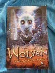 Livro Di toft Wolven *usado*