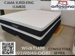 Conjunto Super King Lumiere