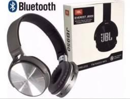 Fone De Ouvido J B 950 Headphone Wireless FM e MP3