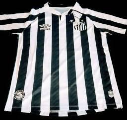 Camisa Santos FC Sem Número Oficial
