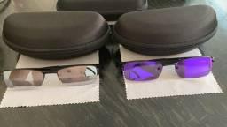 Óculos De Sol Lupa Do Vilao Mandrak 24k Juliet