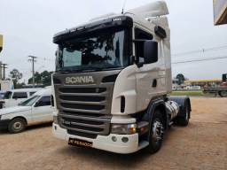 Scania g420 ano 2011 toco 4x2 completo