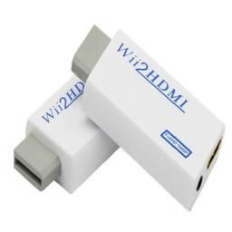 Conversor Hdmi Wii2hdmi 1080p Full HD