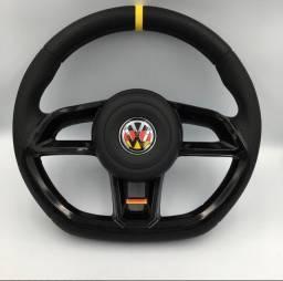 Volante Alemanha para linha Volkswagen polo, golf, bora e gol G5