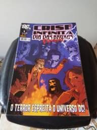 HQ Crise Infinita Especial Dia das bruxas