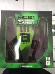 Headset gamer MB tech