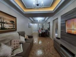 Título do anúncio: Apartamento com 3 dormitórios à venda, 106 m² por R$ 650.000 - Aparecida - Santos/SP