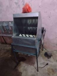 Título do anúncio: Máquina de pela frango nova apenas 1000