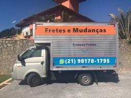 Título do anúncio: Fretes e Mudanças Meier / Fretes RJ