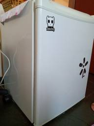 Frigobar Consul em geladeira frosfree volto diferença
