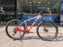 Bicicleta Caloi Elite Alumínio 2021 - Deore 12 velocidades