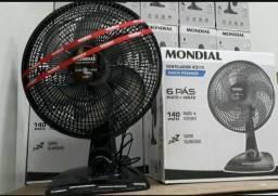 VENTILADOR 40CM MONDIAL