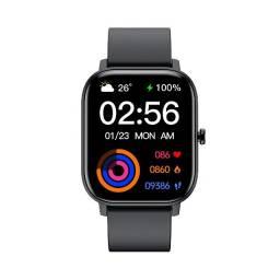 Smartwatch Gw22 Atente e faz ligações, personaliza tela 1.6 pol