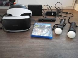 Kit completo Vr Playstation 4