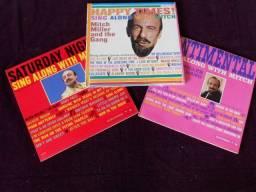 LPs - Mitch Miller (Liquida: 3 LPs)