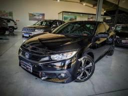 Df$* Honda Civic G10 Sport Cvt 2018 - Baixa Km