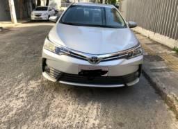 Corolla 2018 R$85.000