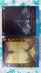 Blu-ray Box Game off Thrones 4° e 5° Temporada completa